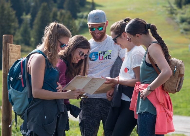 Mountain Games