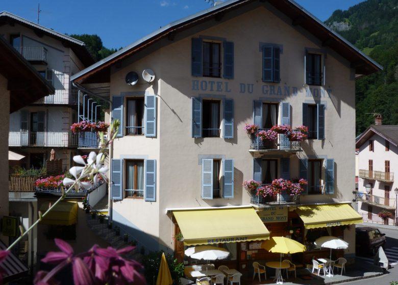 Hôtel Du Grand Mont.