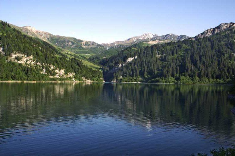 Lac de Saint Guérin.