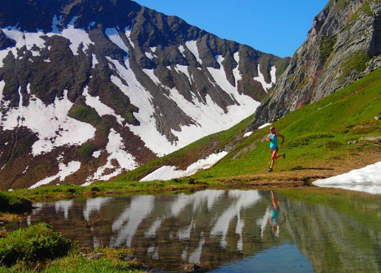 Sortie Trail en Beaufortain
