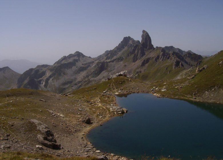 Lac de Presset.