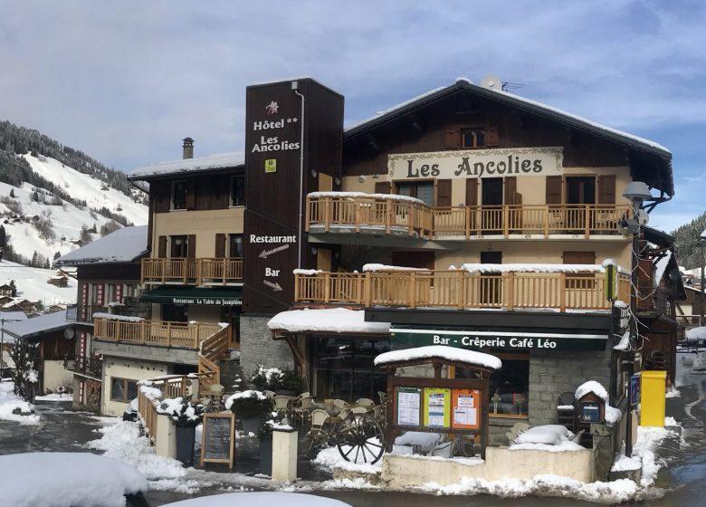 Hôtel Les Ancolies