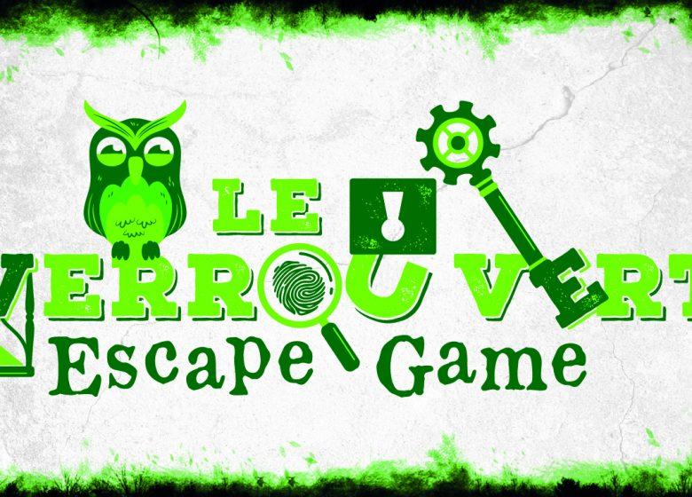 Escape game Le Verrou Vert