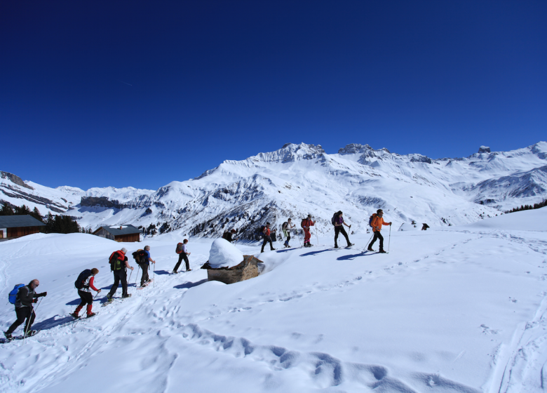 Beaufortain Randonnée – accompagnateurs en montagne