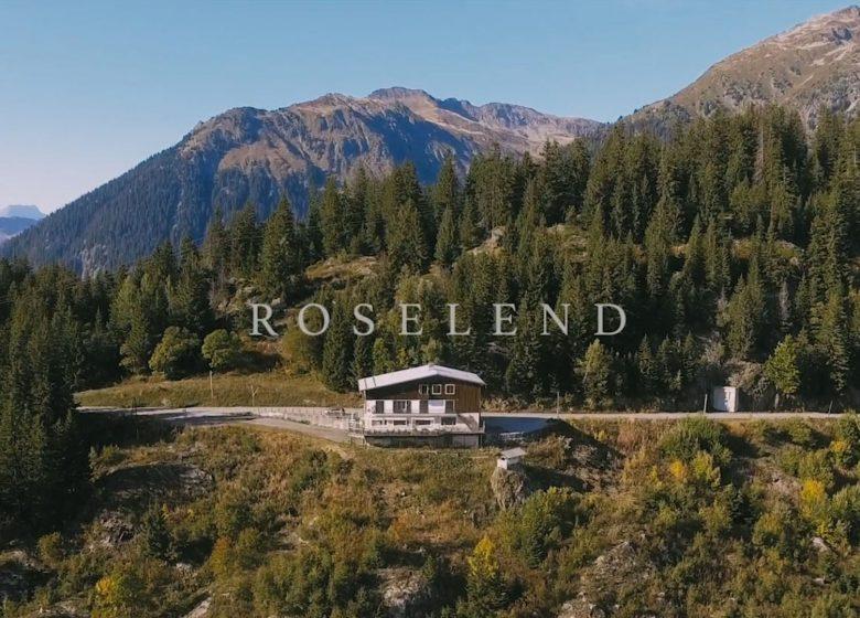 Chalet de Roselend